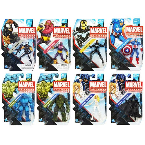 Marvel Universe 2013 Action Figures Wave 3