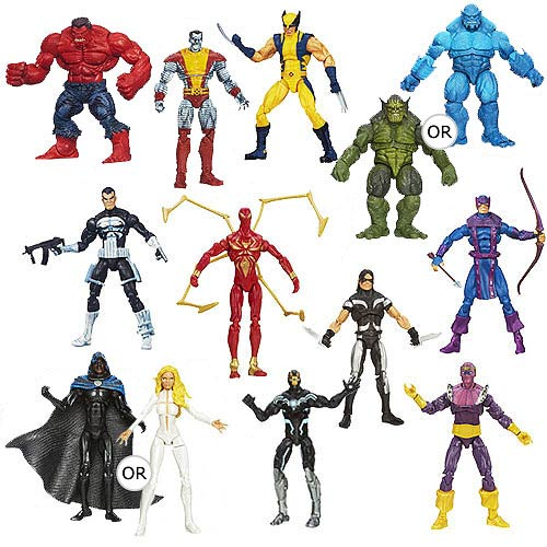 Marvel Universe 2013 Action Figures Wave 4