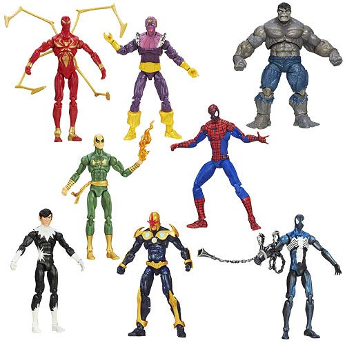 Marvel Universe 2013 Action Figures Wave 5