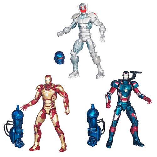 Iron Man 3 Marvel Legends Action Figures Series 2