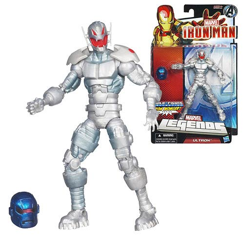 Iron Man 3 Marvel Legends Ultron Action Figure
