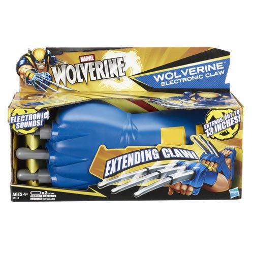 Wolverine Electronic Movie Claw