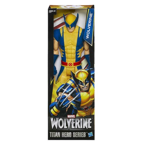 Wolverine 12-Inch Titan Heroes Action Figure