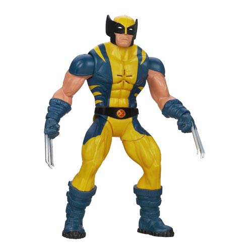 Wolverine 10-Inch Claw Slash Electronic Action Figure