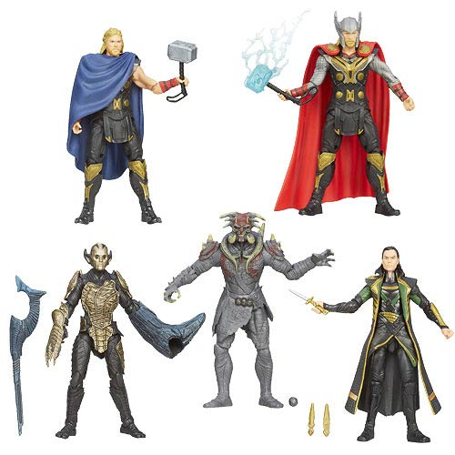 Thor: The Dark World 3 3/4-Inch Action Figures Wave 1 Case