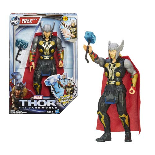 Thor 10-Inch Electronic Action Figure
