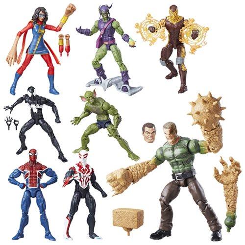 Amazing Spider-Man Marvel Legends Figures Wave 7