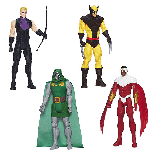 Avengers Titan Heroes 12-Inch Action Figures Wave 1