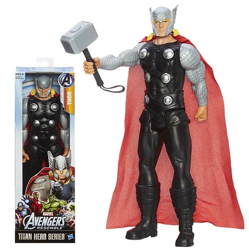 Avengers Thor 12-Inch Titan Heroes Action Figure