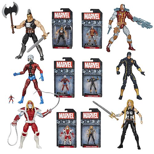 Marvel Infinite Action Figures Wave 3 Set