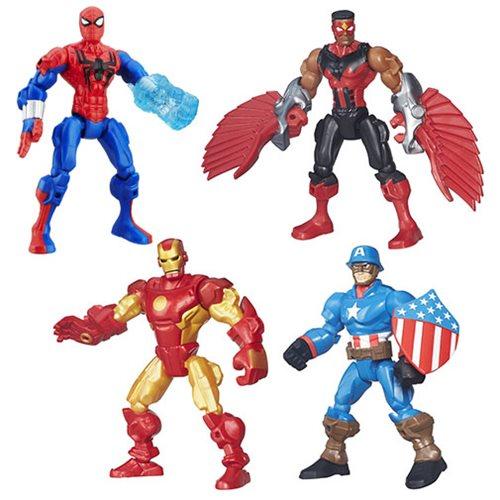 marvel super hero mashers action figures wave 11 hasbro marvel action figures at. Black Bedroom Furniture Sets. Home Design Ideas