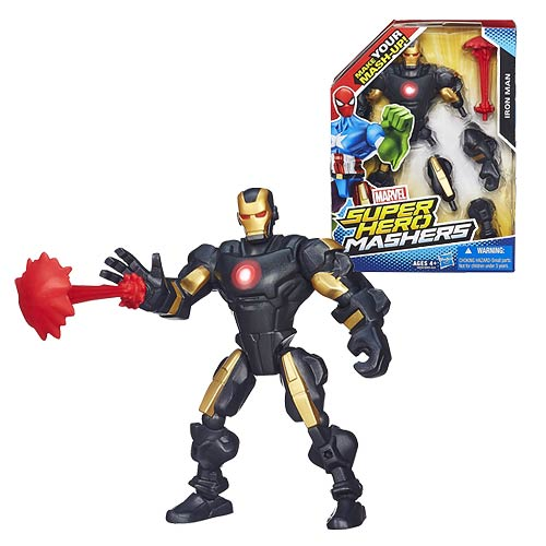 Iron Man Marvel Super Hero Mashers Action Figure