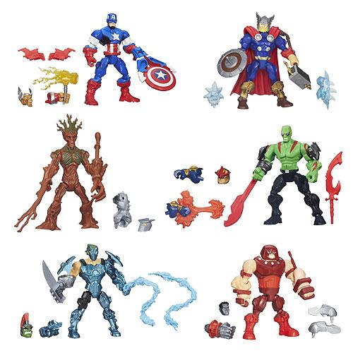 marvel super hero mashers upgrade action figures wave 6 hasbro marvel action figures at. Black Bedroom Furniture Sets. Home Design Ideas