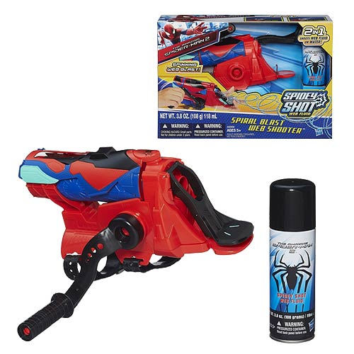 Amazing Spider-Man 2 Spiral Blast Web Shooter