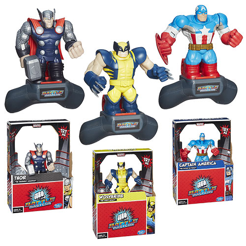 Marvel Battlemaster Figures Wave 1