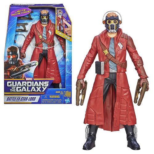 Guardians of the Galaxy Battle FX Star-Lord Action Figure
