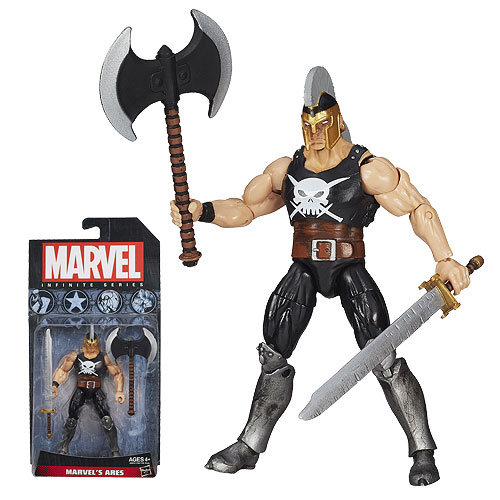 Marvel Infinite Series Ares 4 3/4-Inch Action Figure