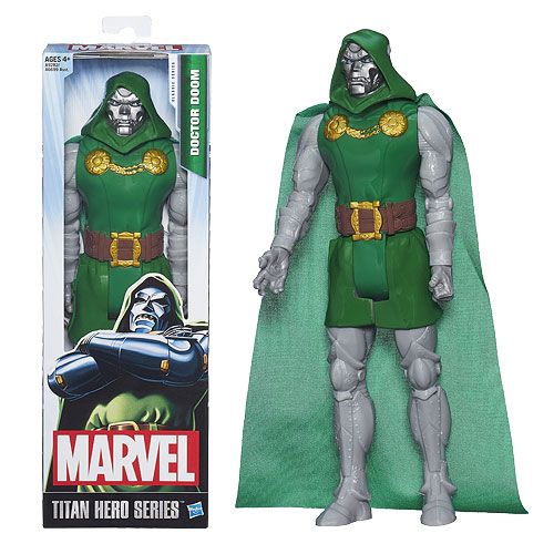 Marvel Doctor Doom 12-Inch Titan Heroes Action Figure
