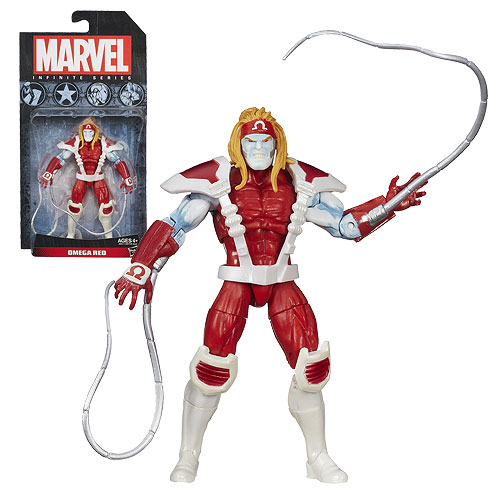 Marvel Infinite Series Omega Red 3 3/4-Inch Action Figure