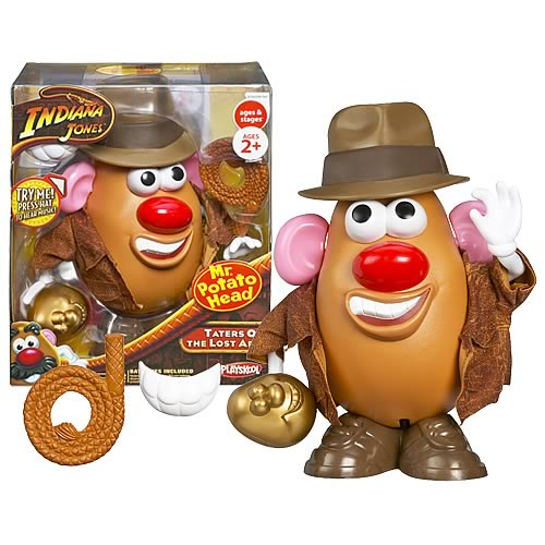 Indiana Jones Taters of the Lost Ark