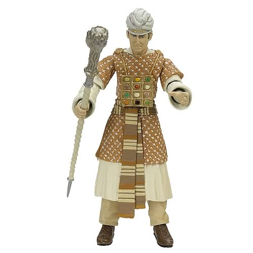 Indiana Jones Rene Belloq Action Figure