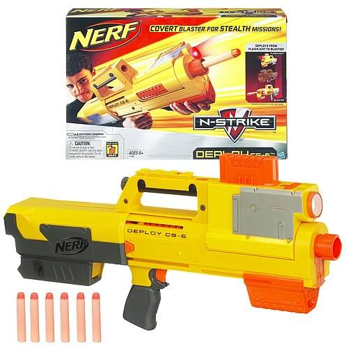 Nerf N-Strike Deploy CS-6 Blaster