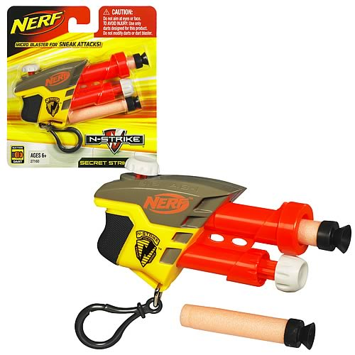 Nerf N-Strike Secret Target Strike Blaster