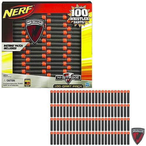 Nerf 100 Dart Box Case