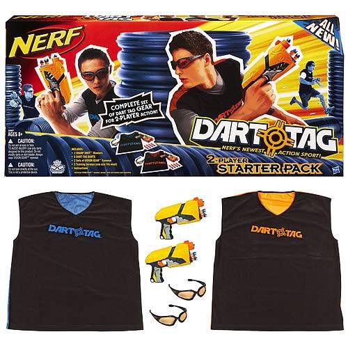 Nerf Dart Tag Starter Set