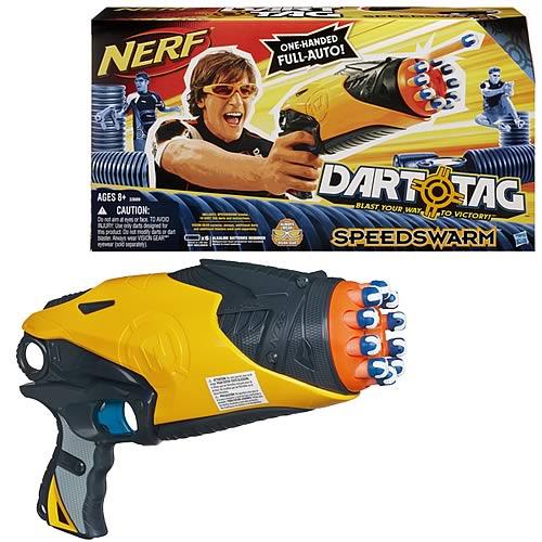 Nerf Dart Tag Speedswarm Blaster