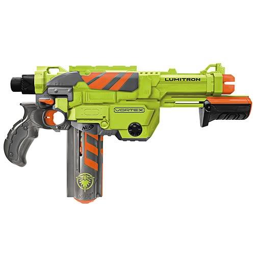 Nerf Vortex Lumitron Vortex Disc Blaster