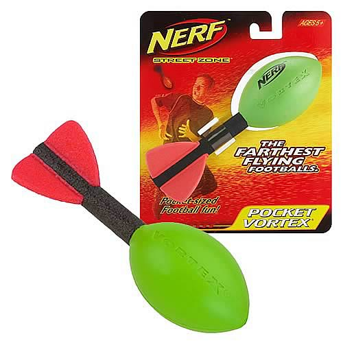Nerf Pocket Aero Flyer Football