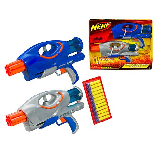 NERF Air Tech 3000 Twin Pack