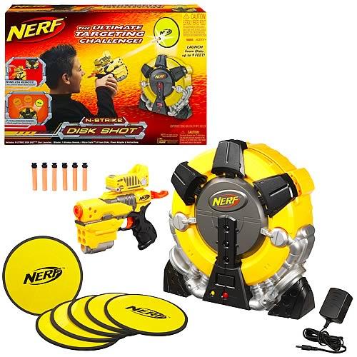 Nerf N-Strike Disk Shot