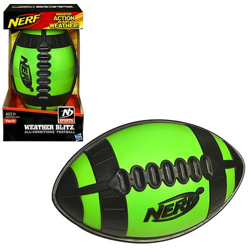 Nerf Sports Weather Blitz Jr. Football