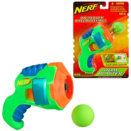 Nerf Atom Blaster Ball Blaster
