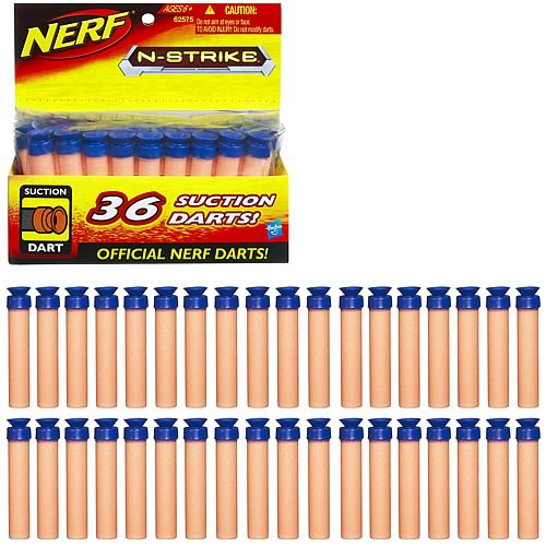 Nerf Suction Darts 36-Pack