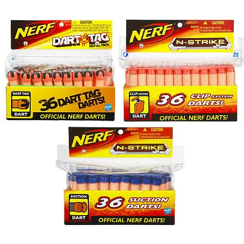 Nerf Mega Ammo Assortment Case