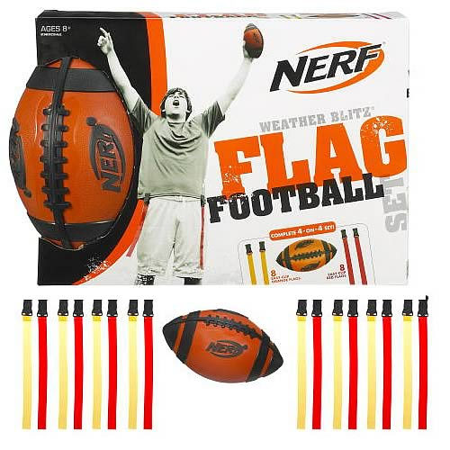 Nerf Flag Football Set