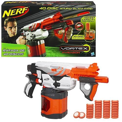 Nerf Vortex Pyragon Blaster