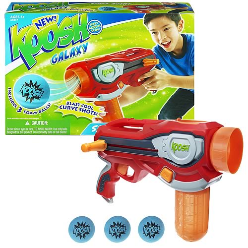 Koosh Galaxy Space Agent Ball Blaster