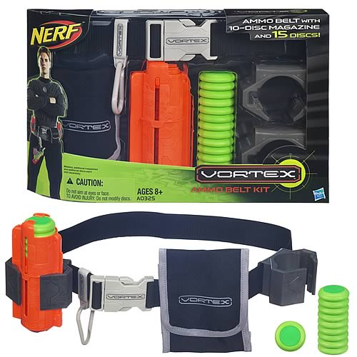Nerf Vortex Ammo Belt