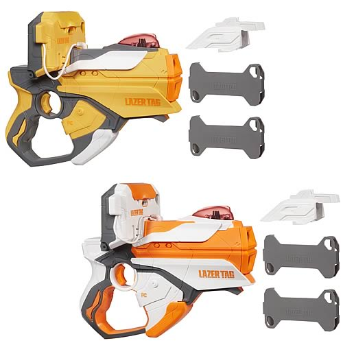 Lazer Tag Blasters Wave 1 Set