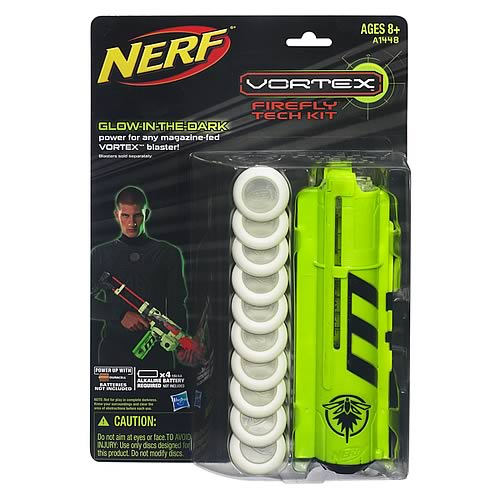 Nerf N-Strike Firefly Vortex Mission Kit