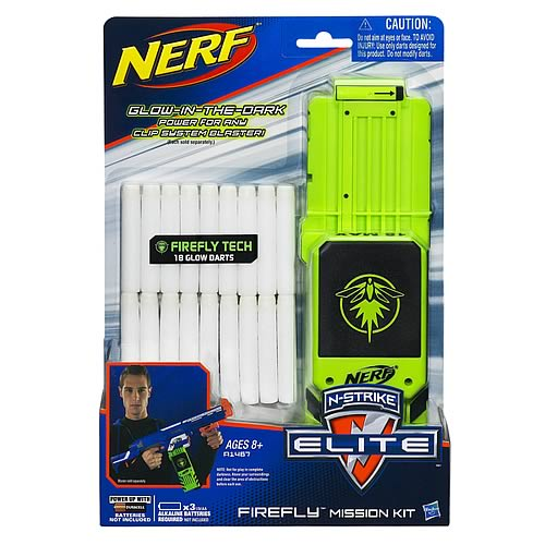 Nerf N-Strike Firefly Elite Mission Kit