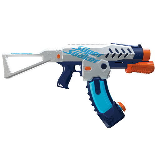 Nerf Super Soaker Switch Shot Water Blaster