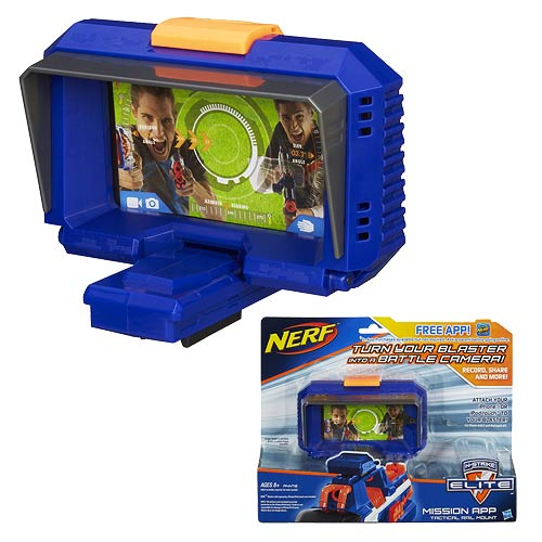 Nerf N-Strike Elite Battle App Tactical Rail Mount Accessory