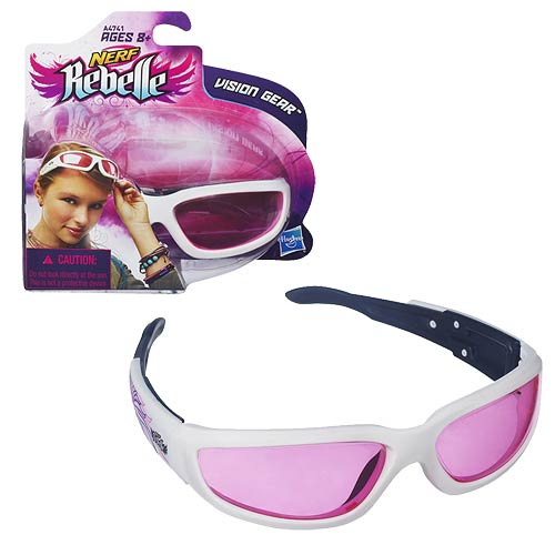 Nerf Rebelle Vision Gear Glasses