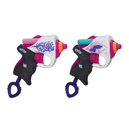 Nerf Rebelle Power Pair Blaster Set