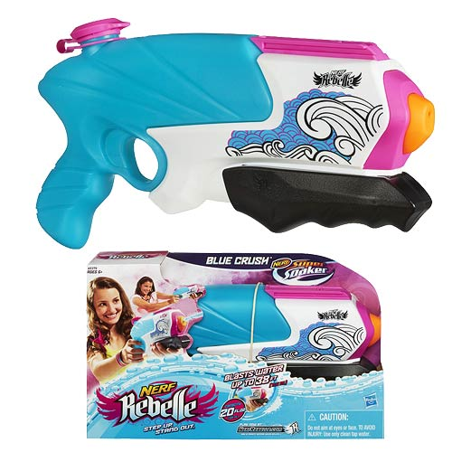 Nerf Rebelle Blue Crush Super Soaker